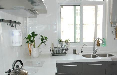 阳台改造厨房不留遗憾