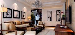 中式风格家装,典雅的家居空间!