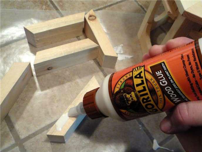 木工胶施工图