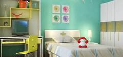 5平方米的儿童卧室风水注意事项