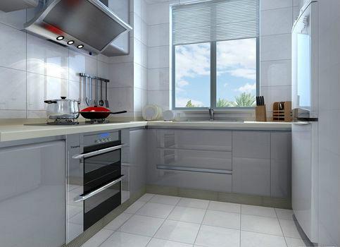 厨房墙地砖颜色的选择