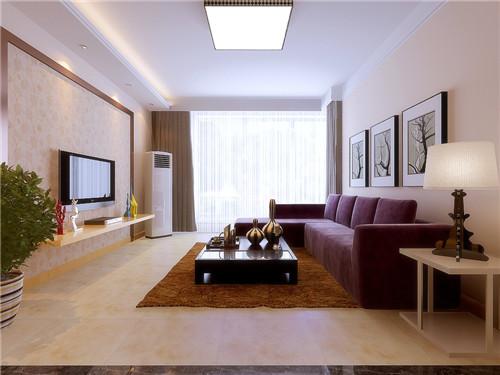 客厅沙发采用阳气的材料