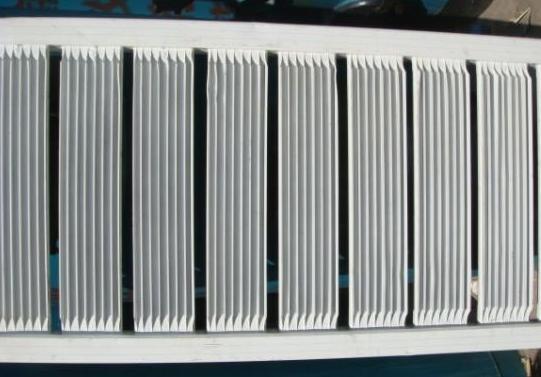 铝合金暖气片介绍