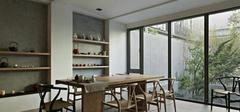 阳台改造厨房不留遗憾,阳台空间改造!