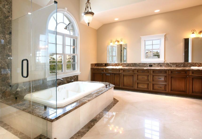防水浴室地板