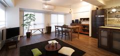日式简约风格装修,小空间巧妙设计!