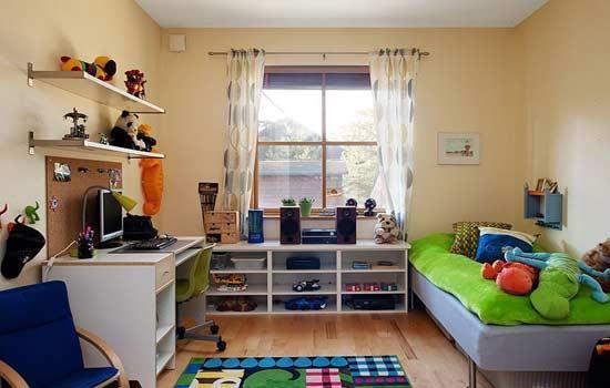儿童卧室装修要注意的风水