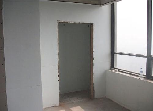 隔墙不可以随便改动
