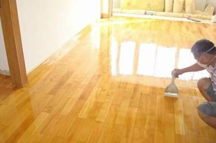 地板铺完要休息