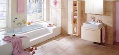 卫浴装修,嵌入式浴缸安装方法!
