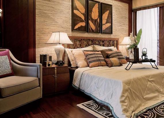 中式风格卧室家具