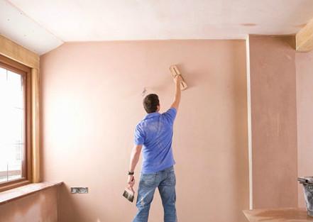 油漆涂刷要注意施工