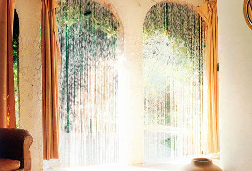 地中海风格窗帘