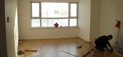 秋季地板防干裂有哪些措施?