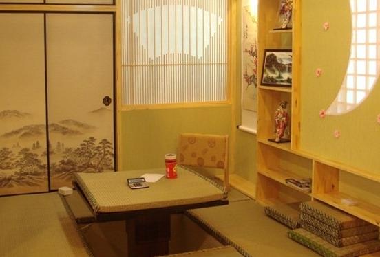 淡雅的日式风格
