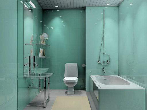 卫生间装饰风水卫生间装饰品