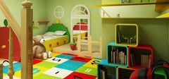 儿童卧室布置的有哪些风水要点?