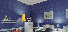 什么房间适合什么样的壁纸?