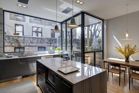 厨房墙面装修用玻璃