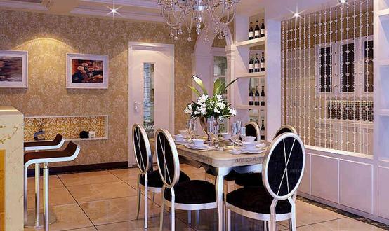 魅力韩式风格餐厅