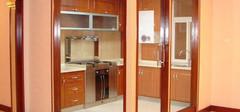 装修房子厨房门的风水常识简介