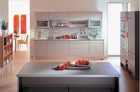 厨房的空间方案