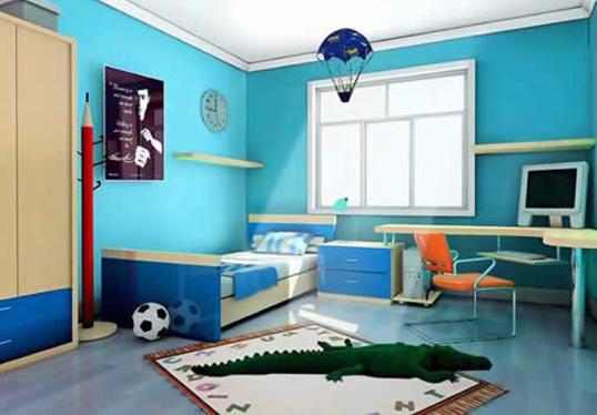 装修健康儿童房