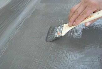 防水涂料的防水性能及时间