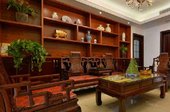 盛满幸福的中式风格家居