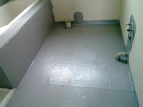 地面防水处理