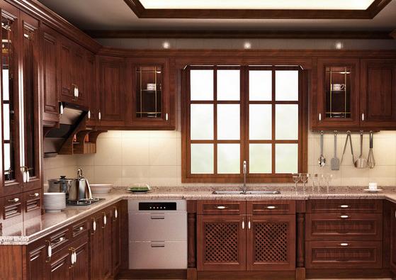 打造实用欧式风格厨房