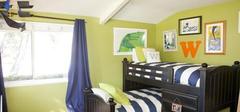 儿童房装修,颜色选择需注意!