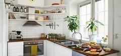 小户型创意厨房装修技巧 再也不用愁啦!