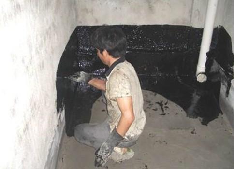 墙与地面的接缝处要做好防水