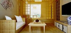 日式风格装修,展现休闲家居!
