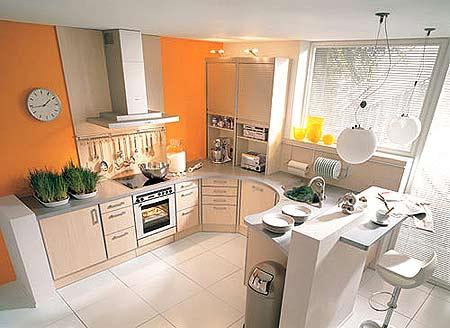 厨房用火方位