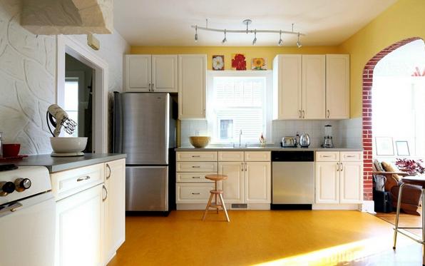 小户型创意厨房装修技巧