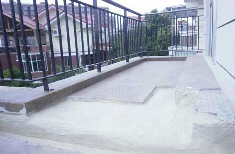 阳台防水涂料的选择