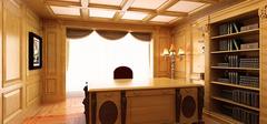 创意书房装修设计 感受知识的精彩