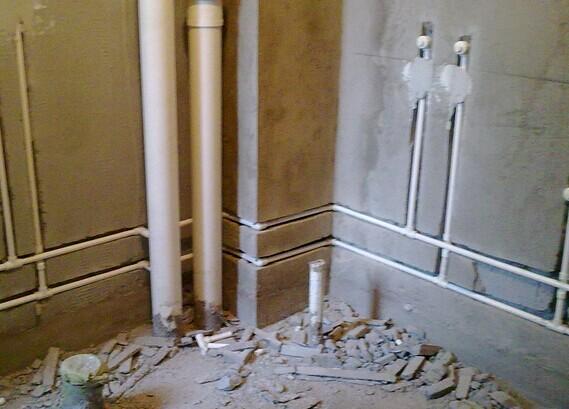 承重墙不能开槽穿电线