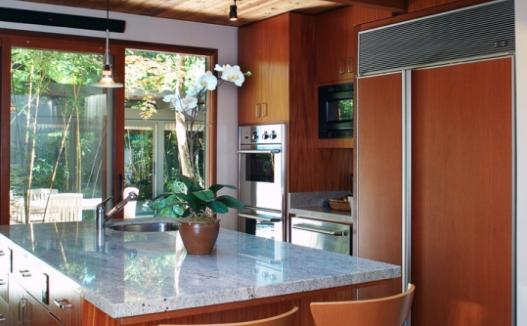 新中式风格厨房潮流空间