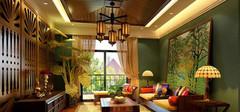 东南亚风格家具打造异域风情