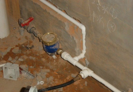 水路改造完后要进行水压测试