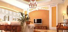 欧式客厅装修效果图,最美的生活体验!