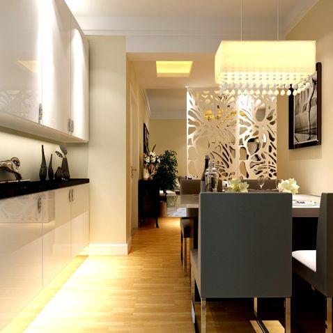 餐厅背景墙装饰步骤与注意事项