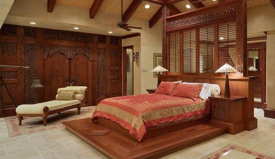 东南亚风格卧室装修