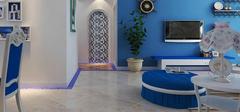地中海风格装修,将海风元素注入家中!