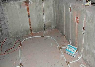 各种电线不能同槽