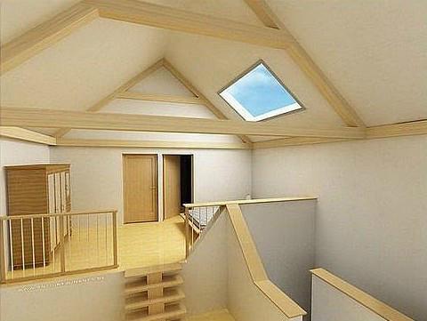 大复式的楼梯设计