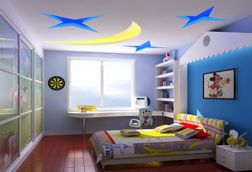 梵星豪斯的儿童家具质量